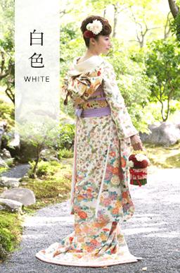 白色 white