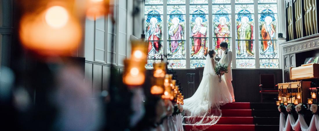 教会 結婚式