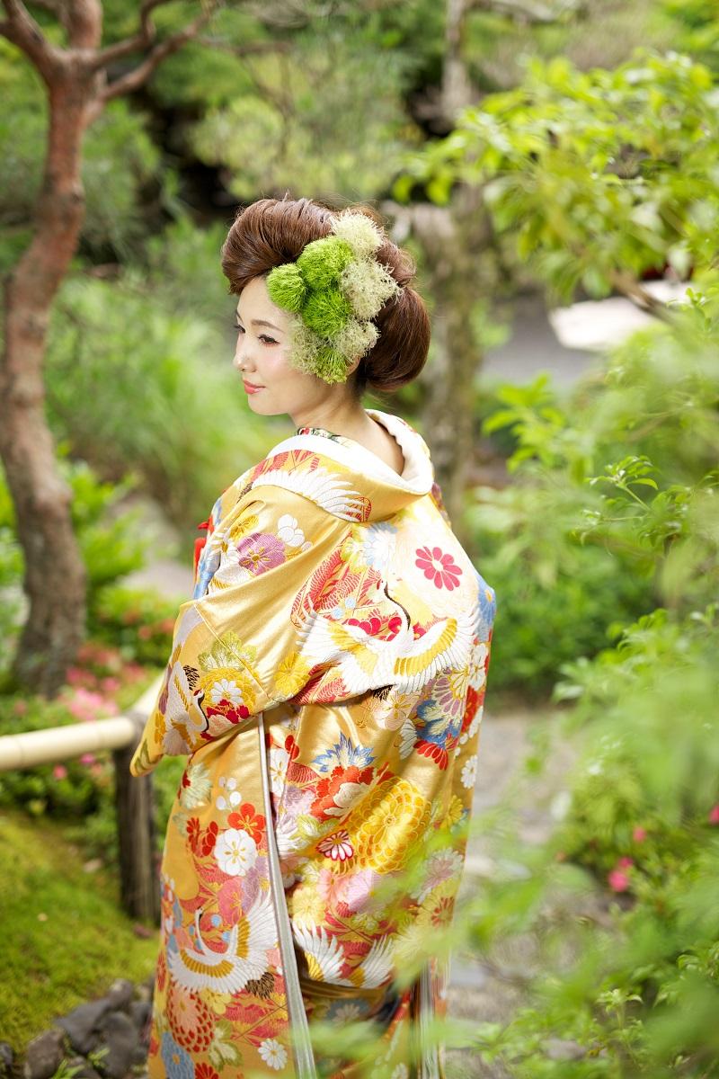 菊花飛翔の舞【2】
