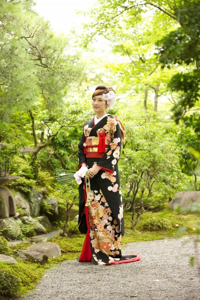和装 レンタル 春風檜扇の舞