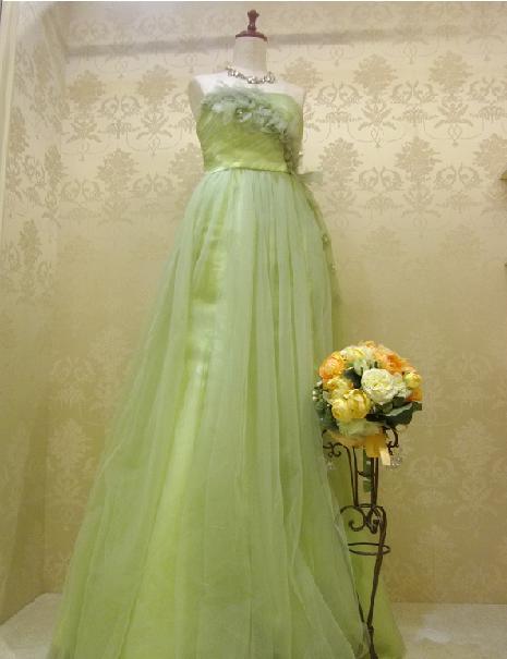 緑ドレス.JPG